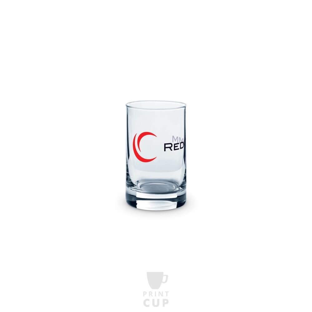 Kieliszki do wódki z logo KZL13188-14