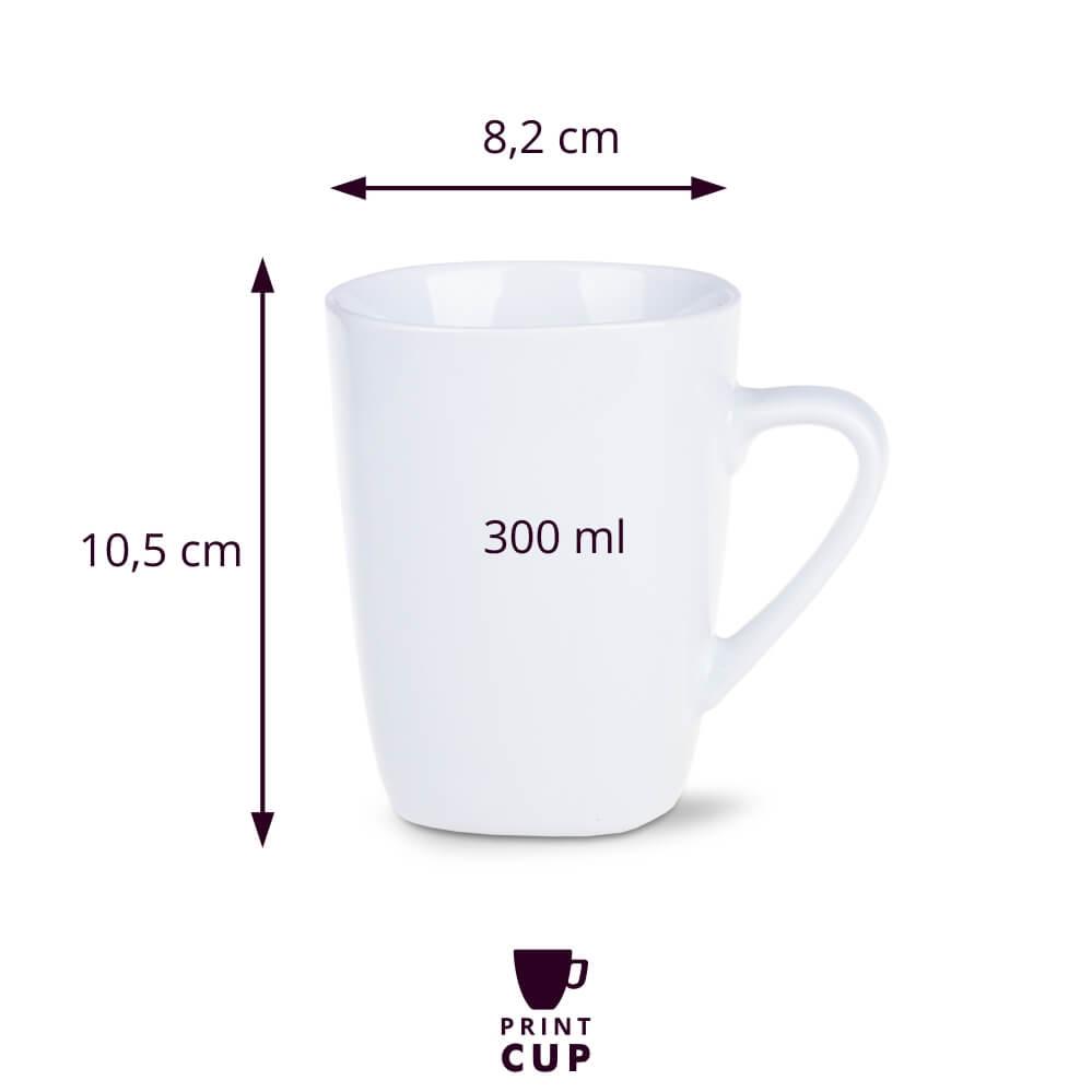 Kubki ceramiczne KZL13110-W