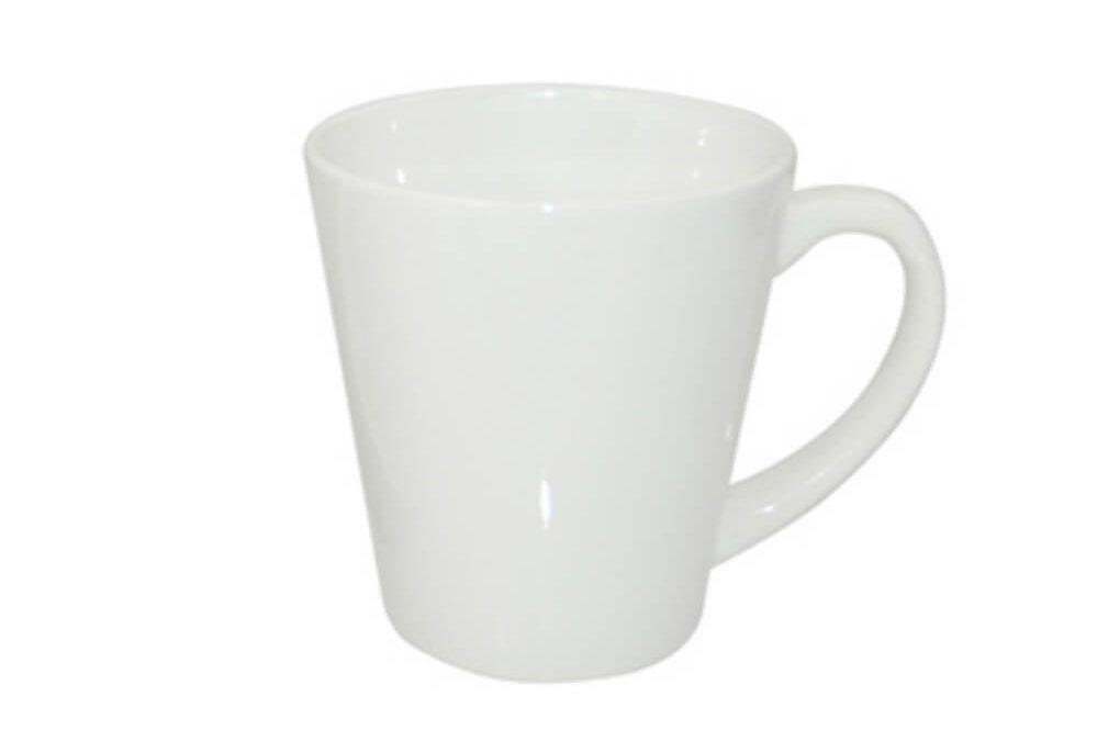 Kubki ceramiczne z kolorowym środkiem KZL13190-0