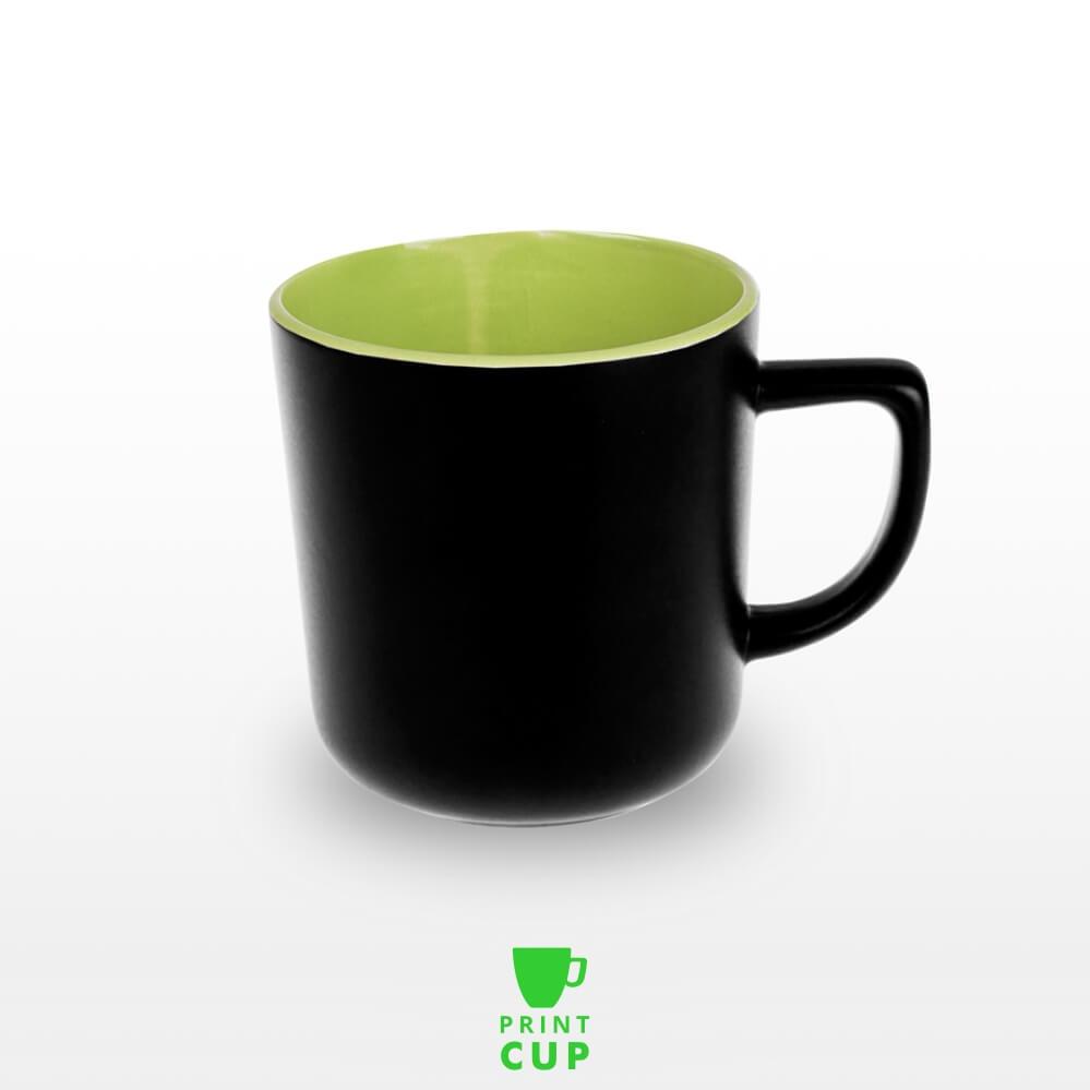 Kubki ceramiczne z logo