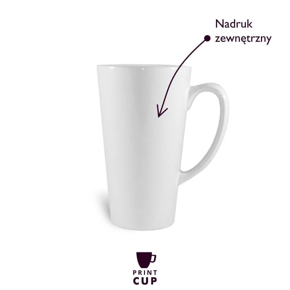 Kubki do latte z nadrukiem KZL13190LB-Z