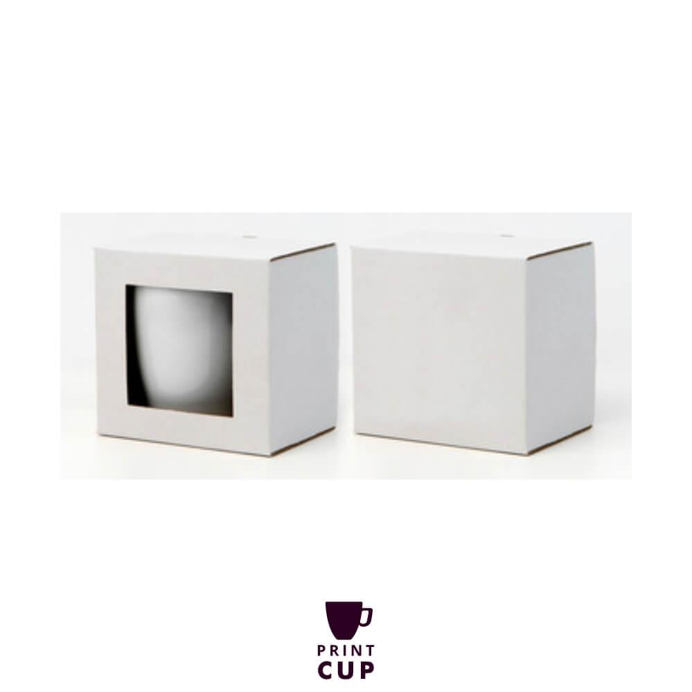 Kubki reklamowe ceramiczne w pudełku KZL13005-P