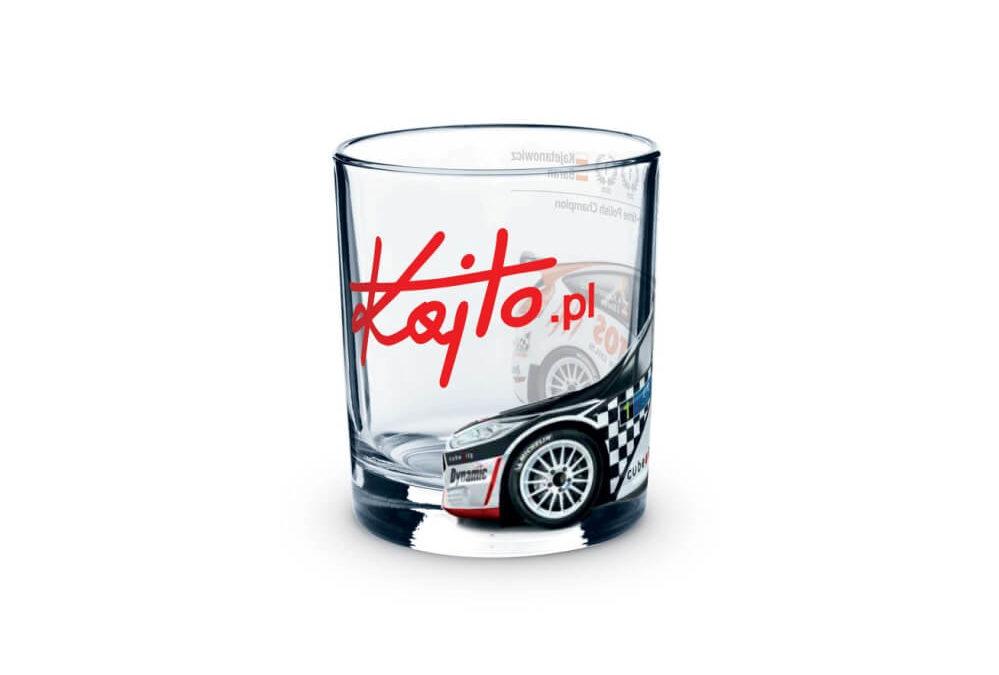 Szklanki do drinków z logo KZL13184-14