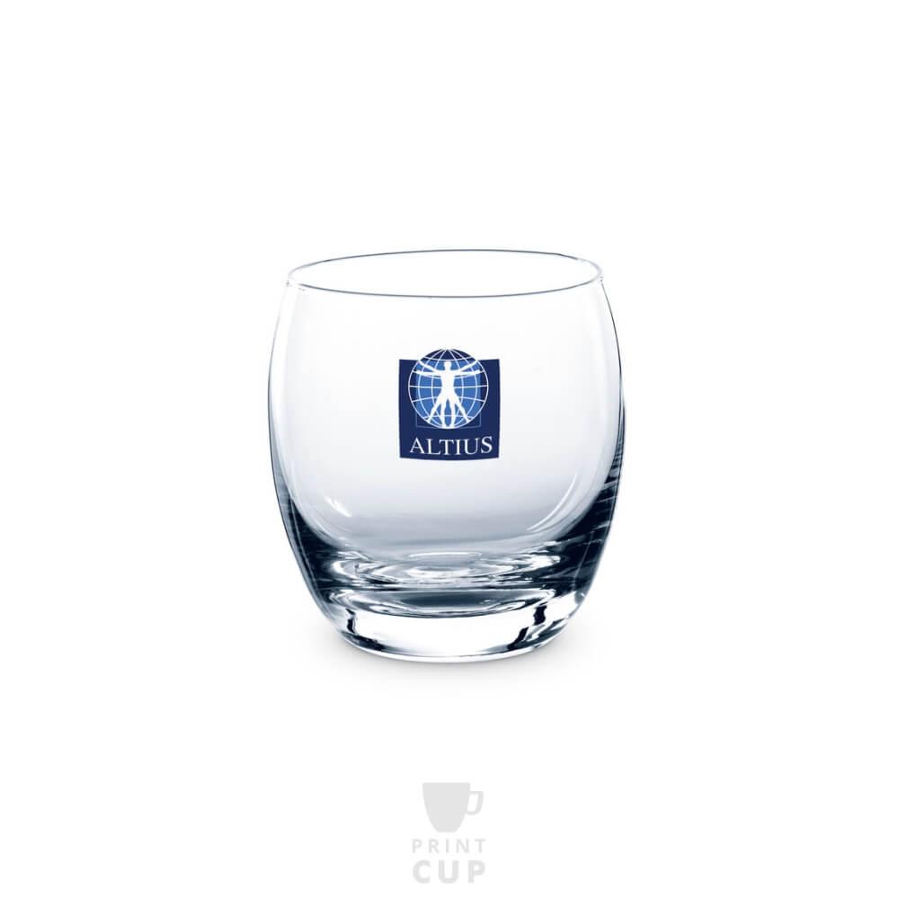 Szklanki do drinków z nadrukiem