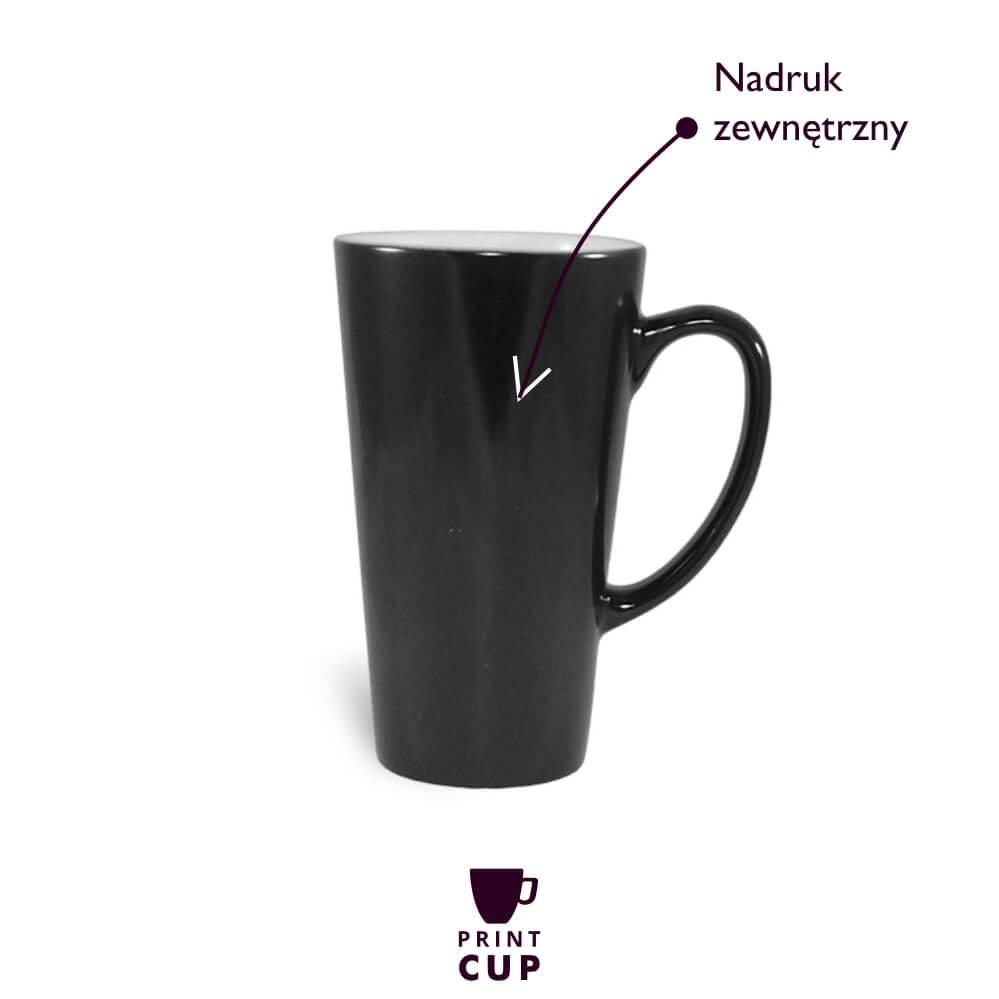 Wysoki kubek latte KZL13190L-Z