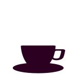 filiżanki z nadrukowanym logo firmy