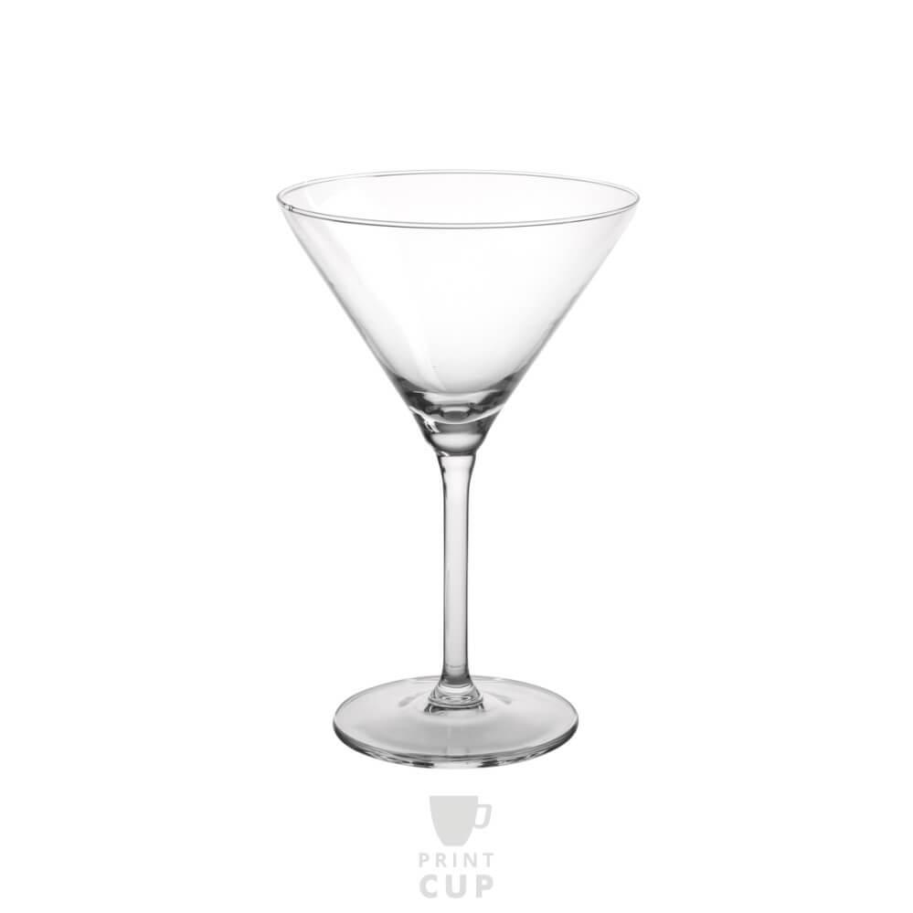Kieliszki do martini z własnym logo