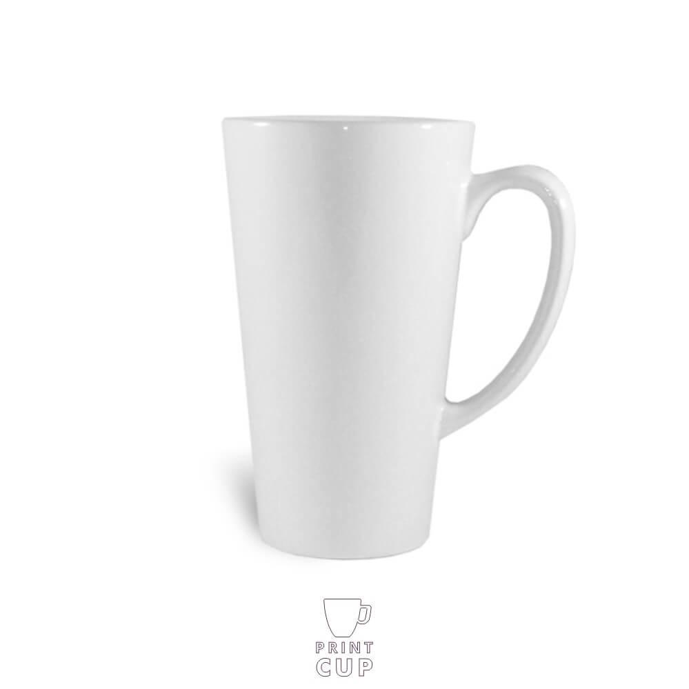 Kubek latte z nadrukiem firmy