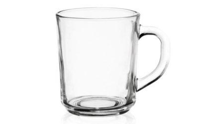 Kubki szklane z nadrukiem firmowym KZL194-14